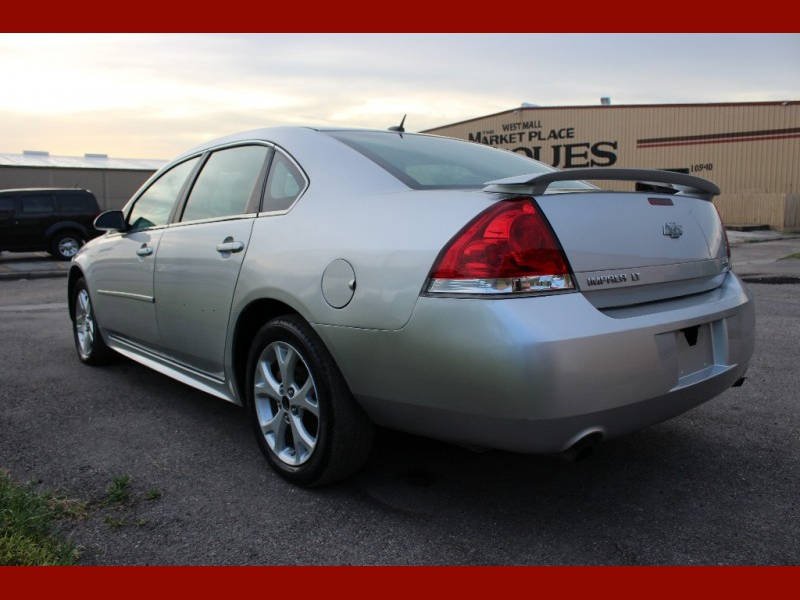 Chevrolet Impala Limited 2014 price $4,999