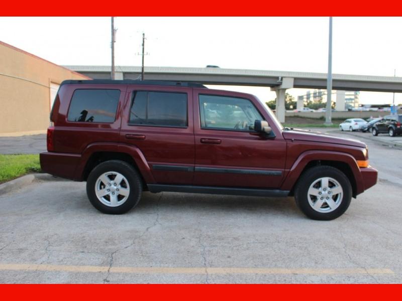 Jeep Commander 2007 price $4,999