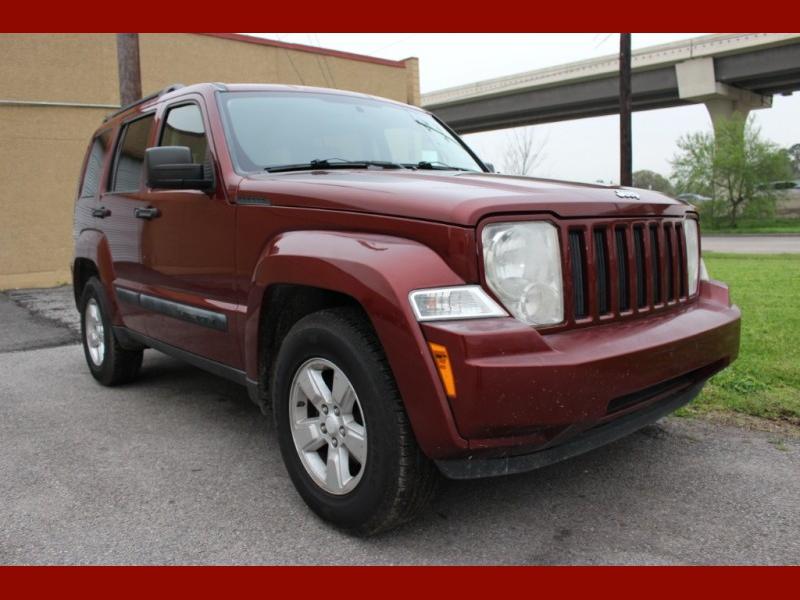 Jeep Liberty 2009 price $4,699