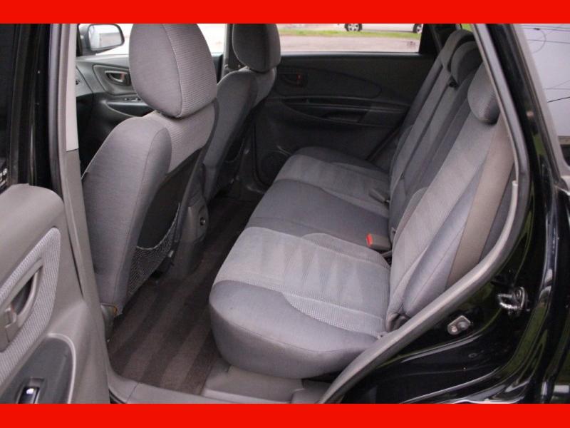 Hyundai Tucson 2007 price $3,499