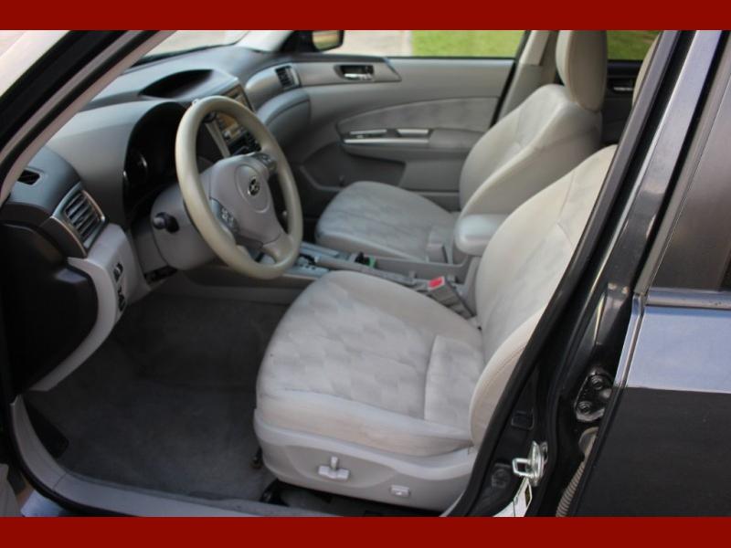 Subaru Forester 2010 price $6,000