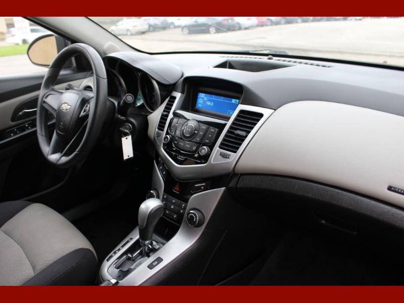 Chevrolet Cruze 2013 price $6,999