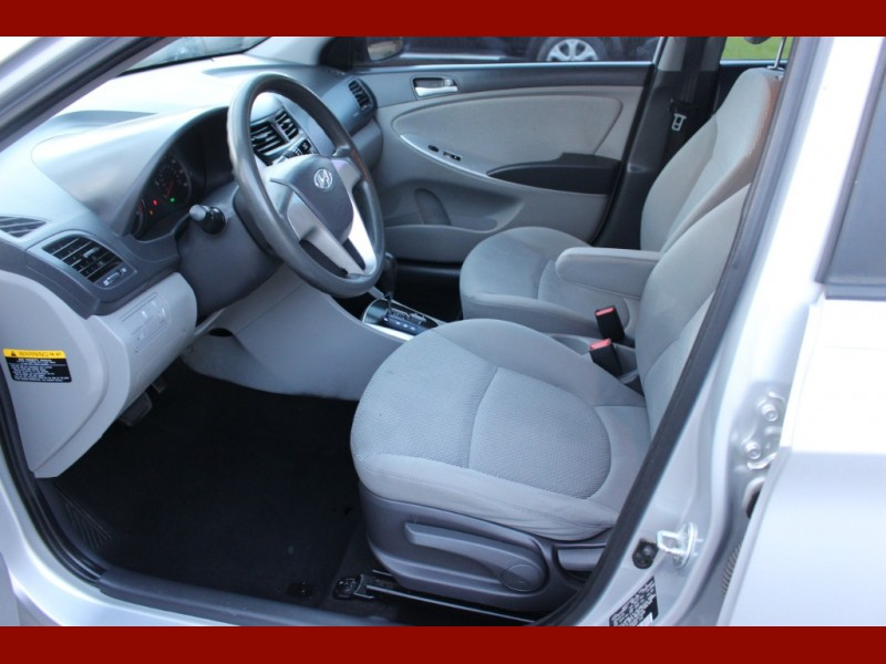Hyundai Accent 2013 price $5,499