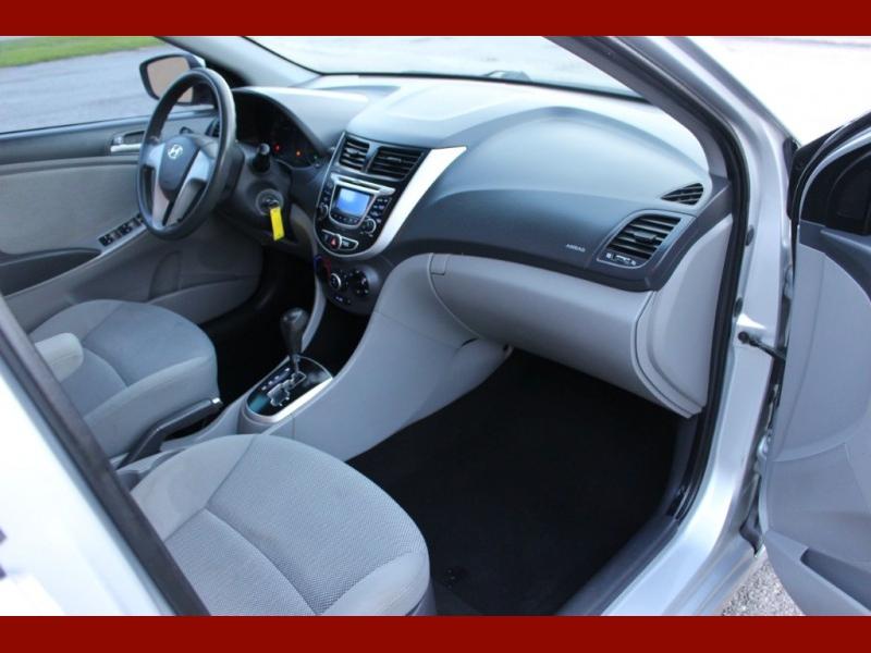 Hyundai Accent 2013 price $5,399