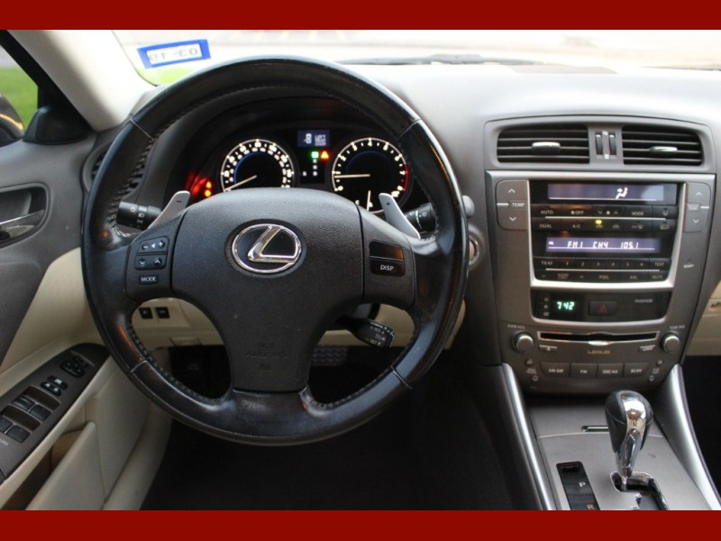 Lexus IS 250 2009 price $7,500