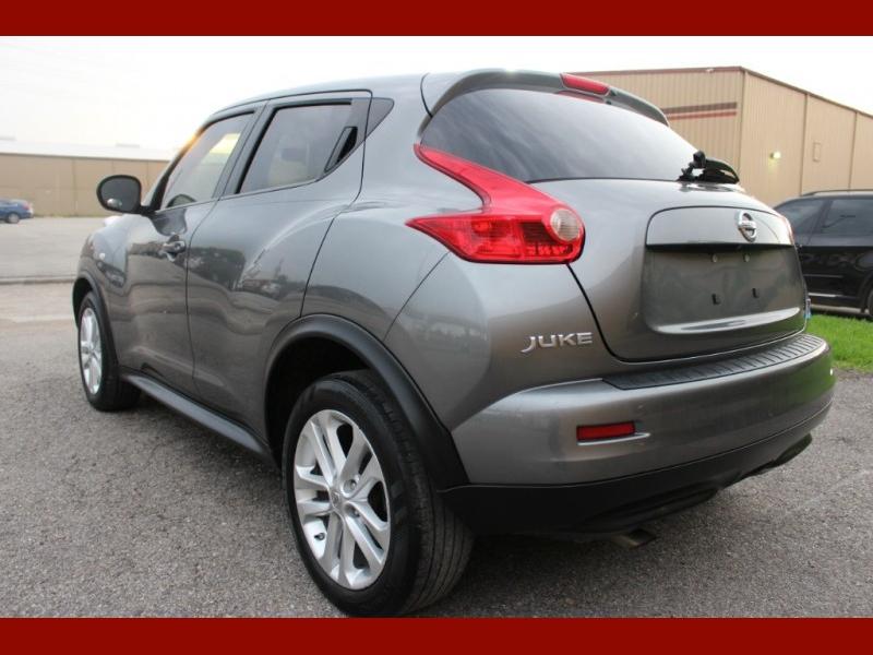 Nissan JUKE 2013 price $6,499