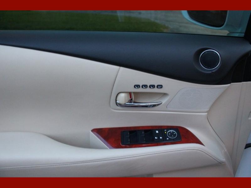 Lexus RX 350 2012 price $13,999