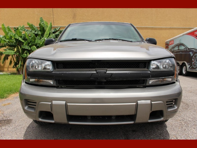 Chevrolet TrailBlazer 2007 price $4,199