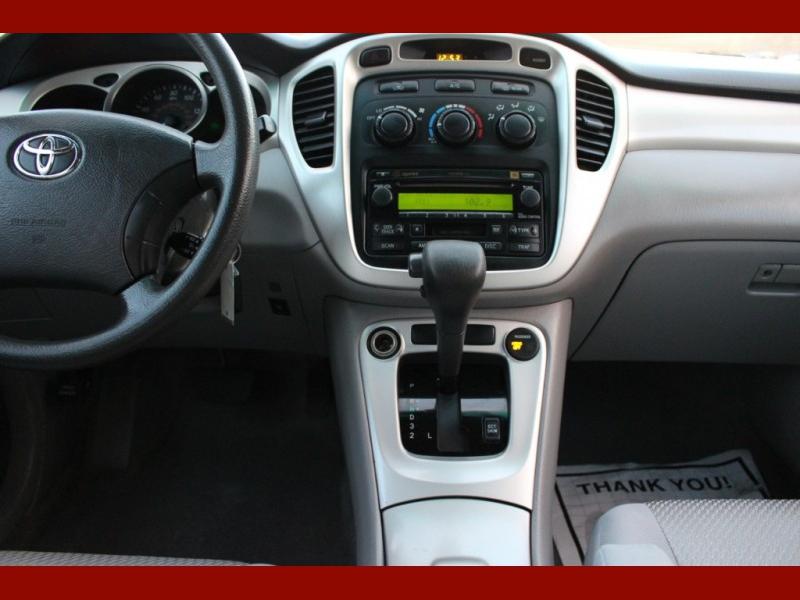 Toyota Highlander 2007 price $6,300