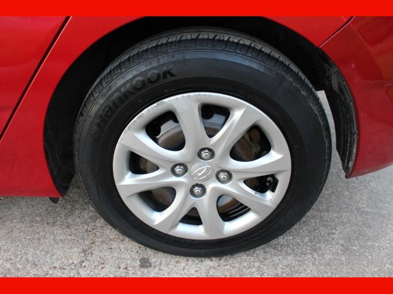 Hyundai Accent 2014 price $4,399