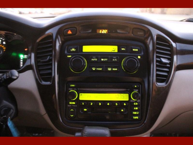 Toyota Highlander 2003 price $5,399