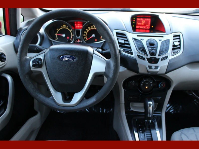 Ford Fiesta 2012 price $4,299