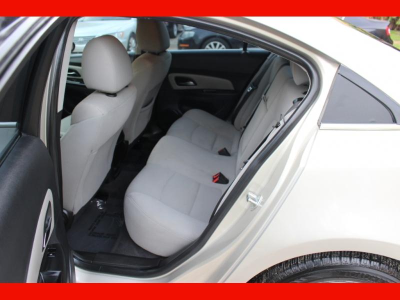 Chevrolet Cruze 2013 price $6,599