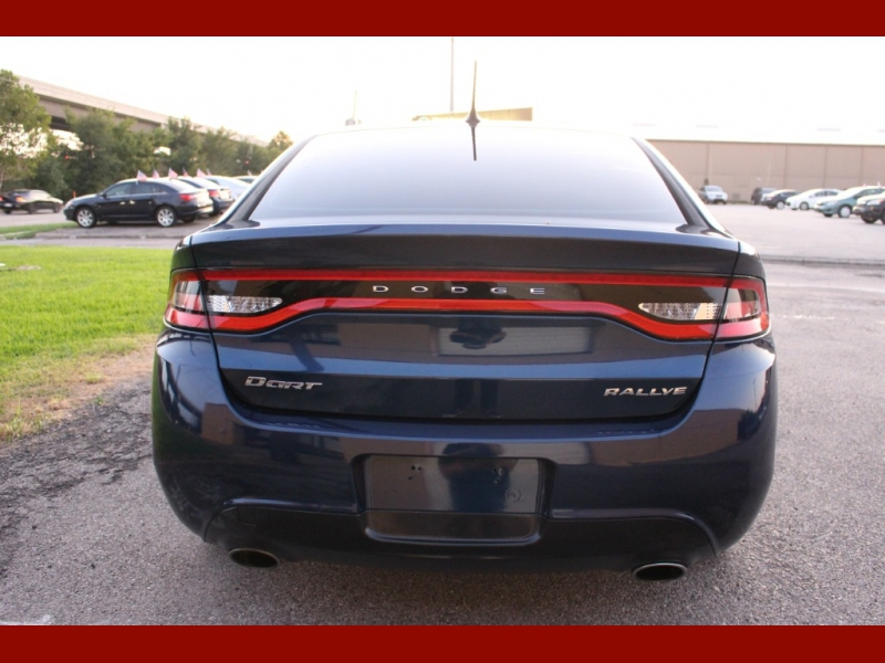 Dodge Dart 2013 price $5,699