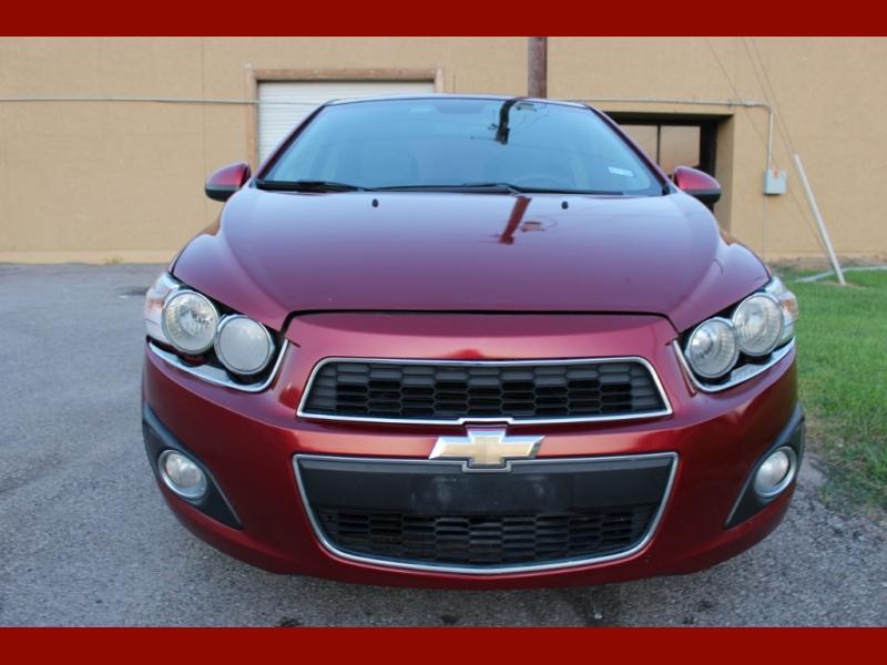 Chevrolet Sonic 2013 price $4,500