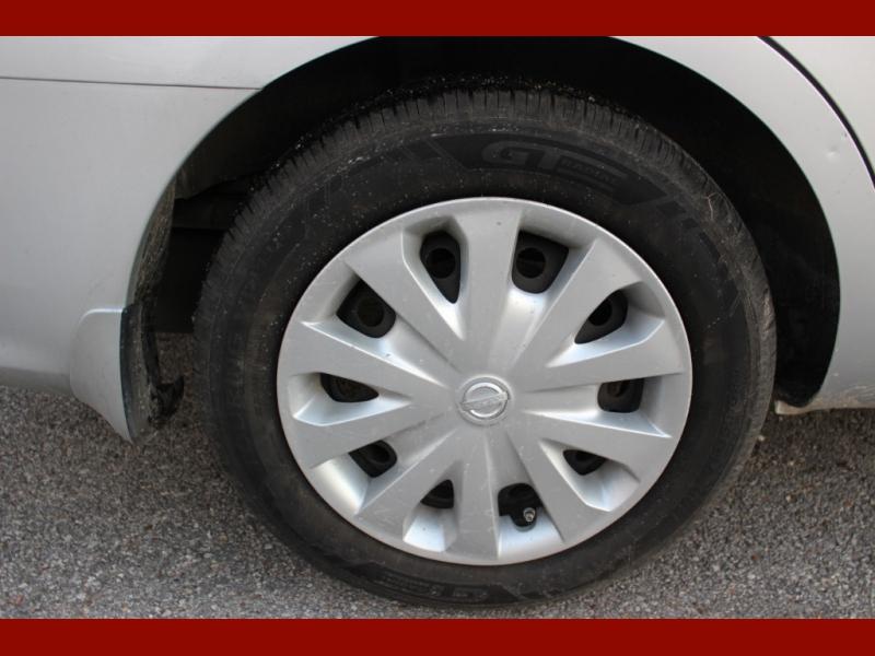 Nissan Versa 2016 price $6,999