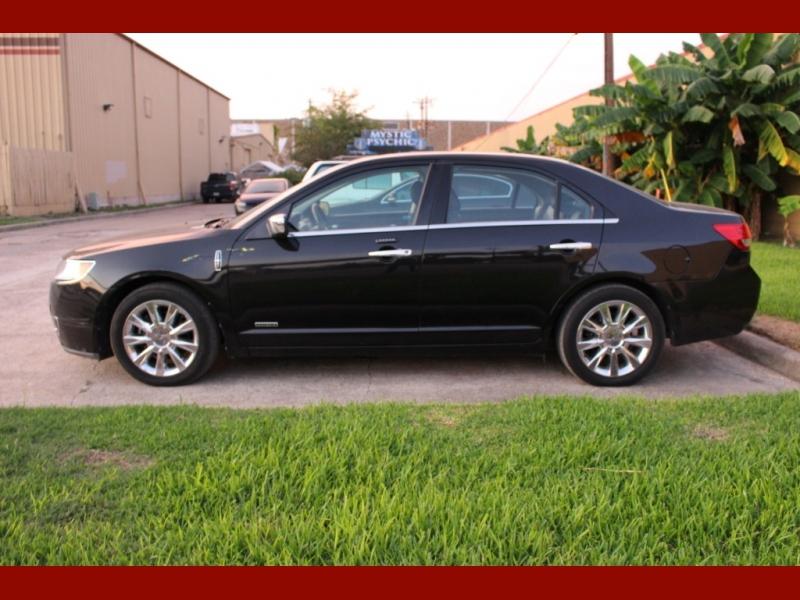 Lincoln MKZ 2011 price $6,000