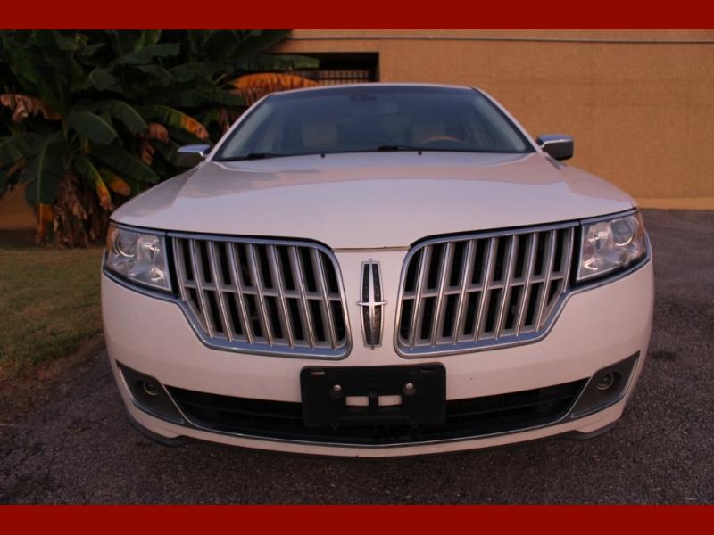 Lincoln MKZ 2012 price $5,999