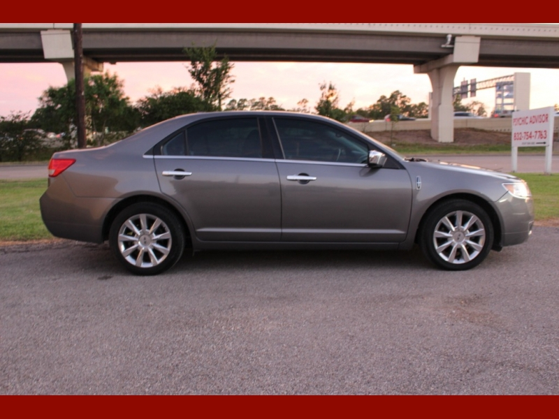 Lincoln MKZ 2010 price $5,000