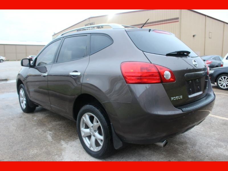Nissan Rogue 2010 price $5,699