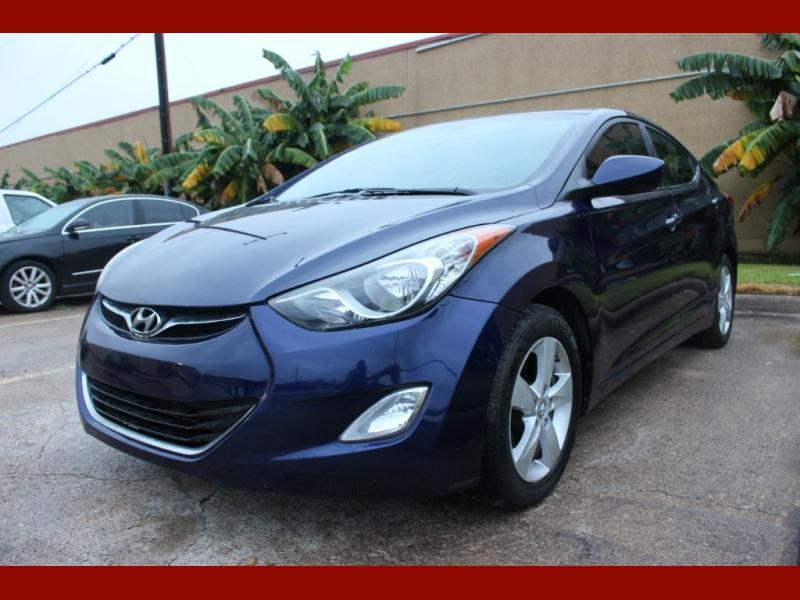 Hyundai Elantra 2012 price $5,799
