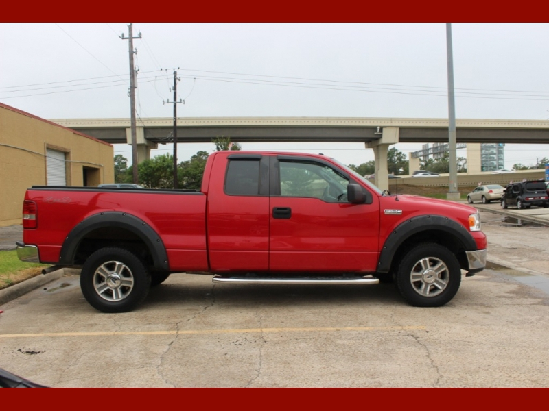 Ford F-150 2007 price $5,500