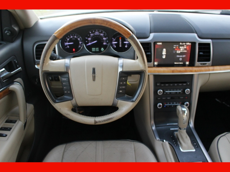 Lincoln MKZ 2012 price $5,500