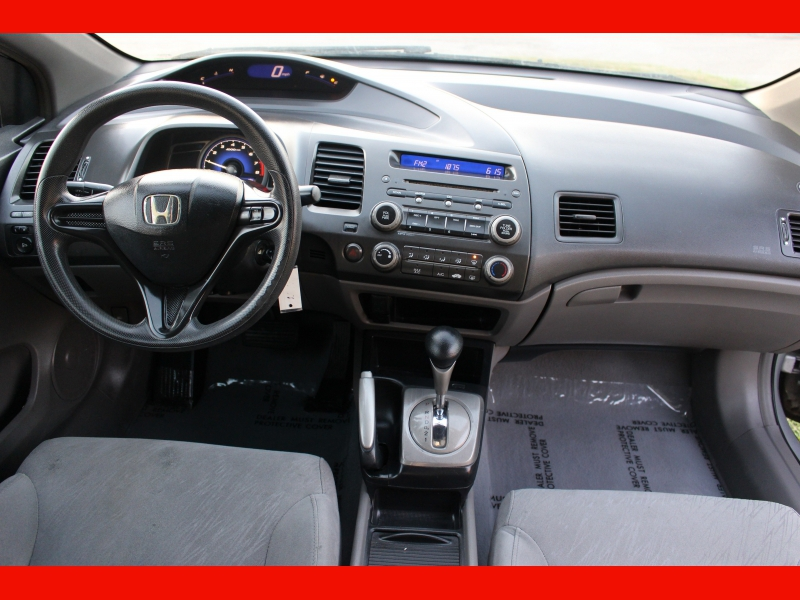 Honda Civic Cpe 2008 price $4,399