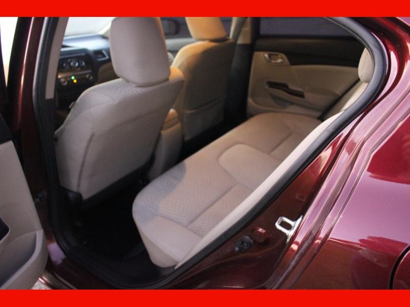 Honda Civic Sedan 2014 price $6,999