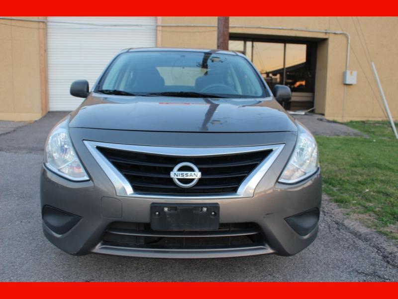 Nissan Versa 2015 price $6,000
