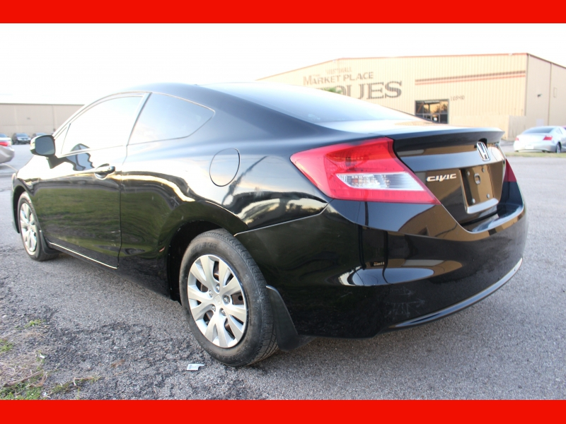 Honda Civic Cpe 2012 price $5,800