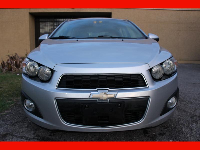 Chevrolet Sonic 2014 price $6,599