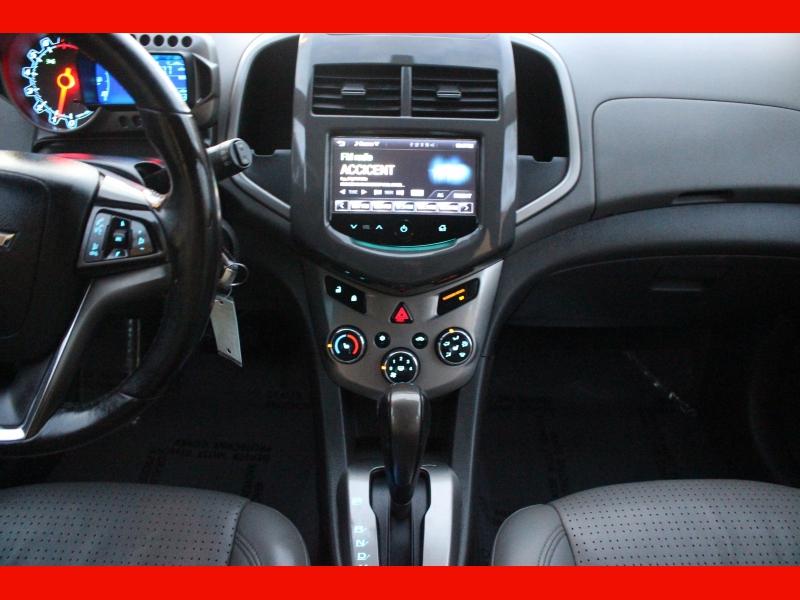 Chevrolet Sonic 2014 price $6,799