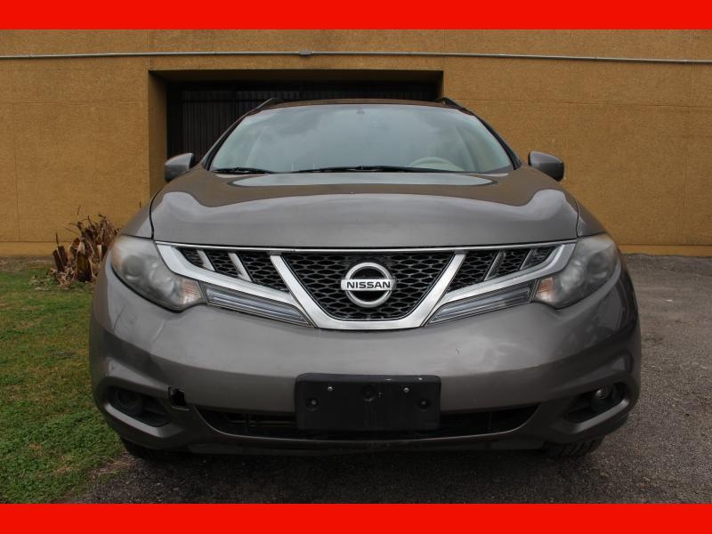 Nissan Murano 2012 price $7,199