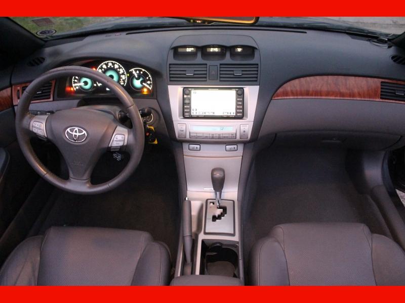 Toyota Camry Solara 2008 price $7,200