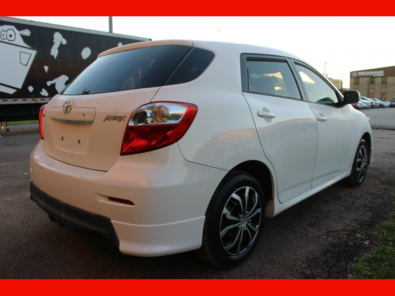 Toyota Matrix 2009 price $5,599