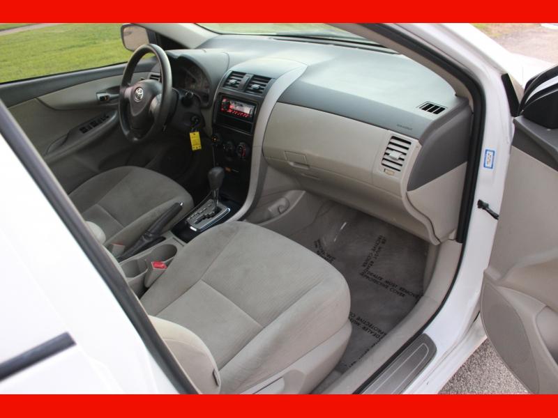 Toyota Corolla 2010 price $6,387