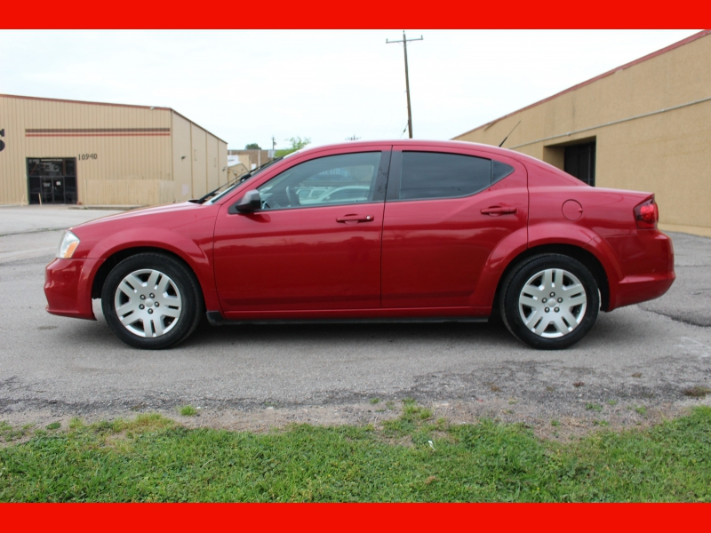 Dodge Avenger 2013 price $4,899