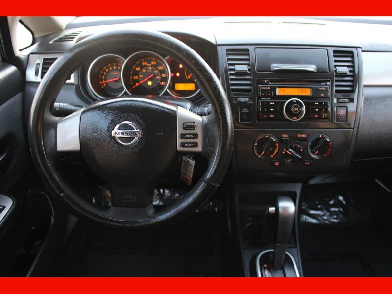 Nissan Versa 2009 price $3,599