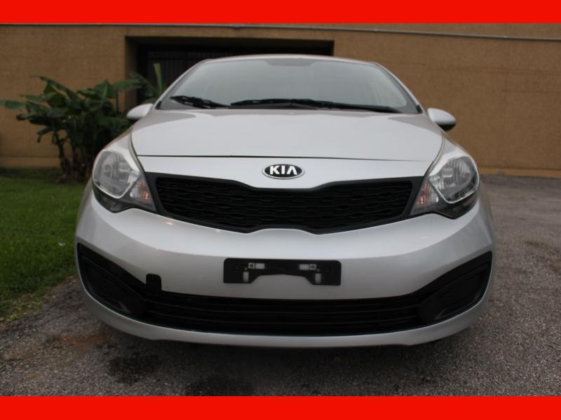 Kia Rio 2014 price $4,999