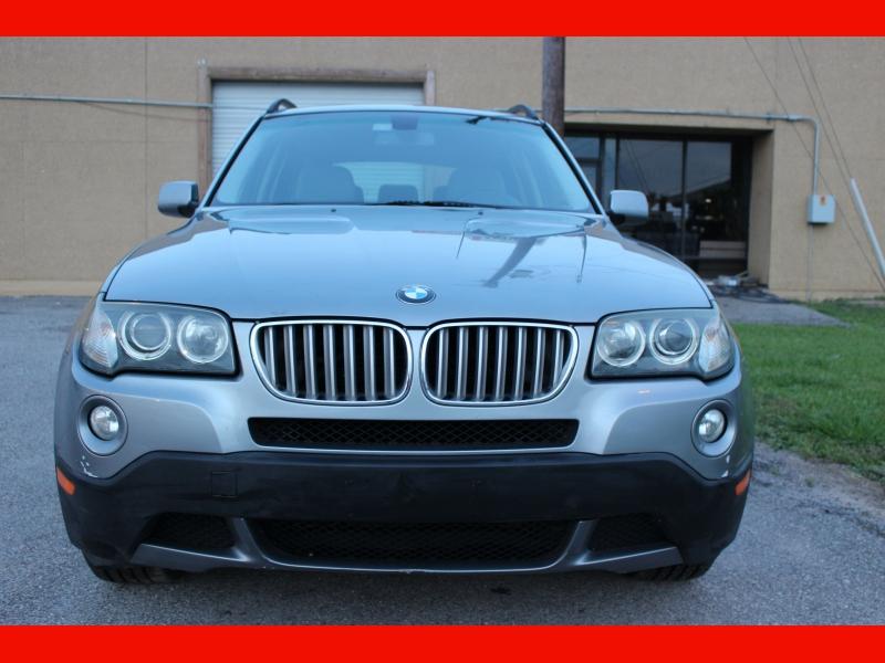BMW X3 2008 price $6,399