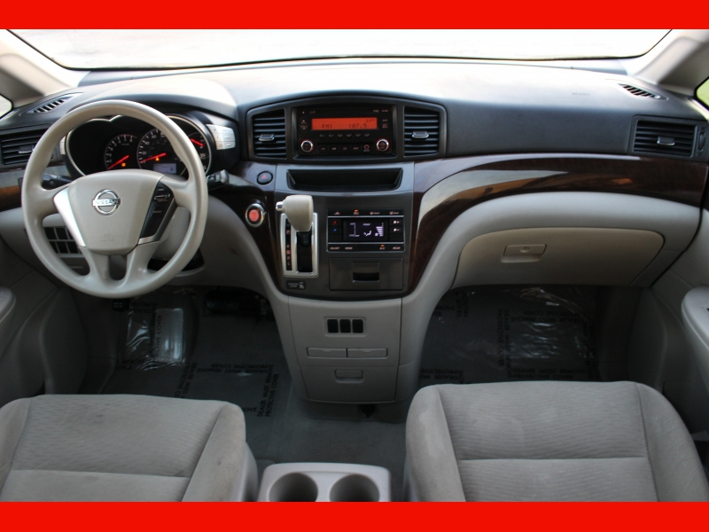 Nissan Quest 2014 price $7,699