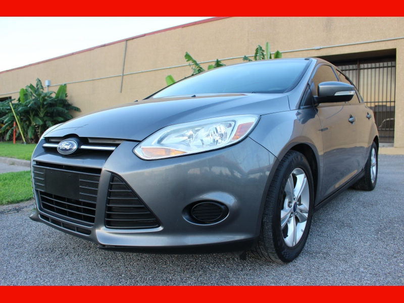 Ford Focus 2014 price $6,388