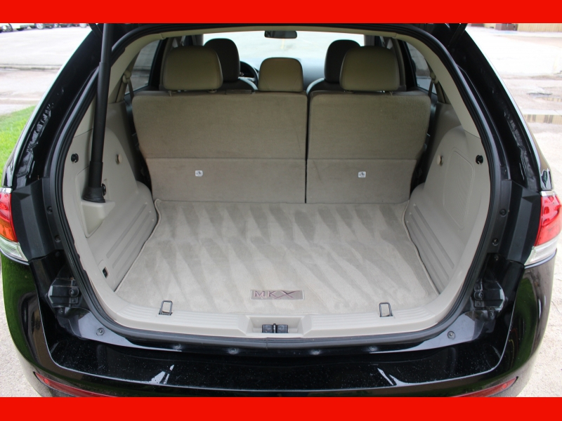 Lincoln MKX 2012 price $7,999