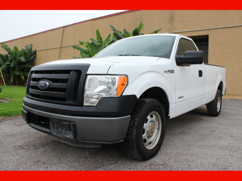 Ford F-150 2012 price $8,700