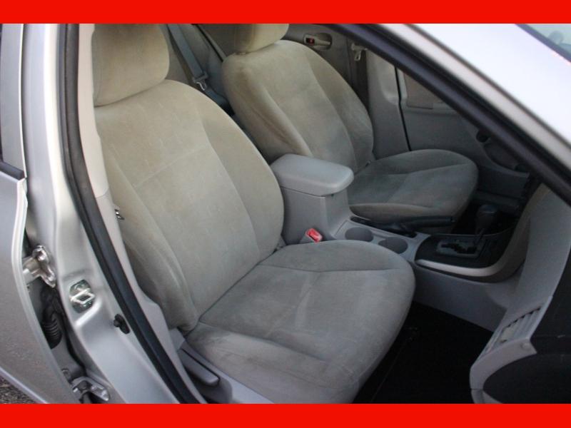 Toyota Corolla 2013 price $8,200