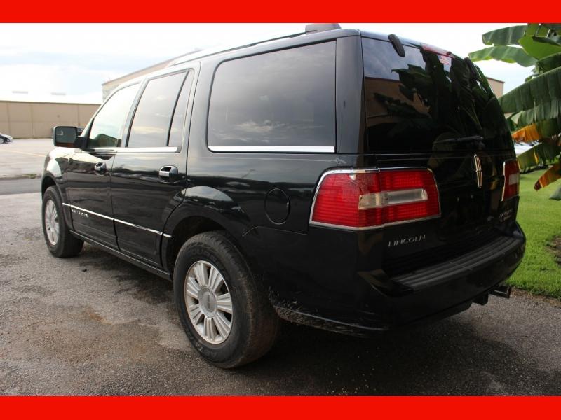 Lincoln Navigator 2008 price $6,199