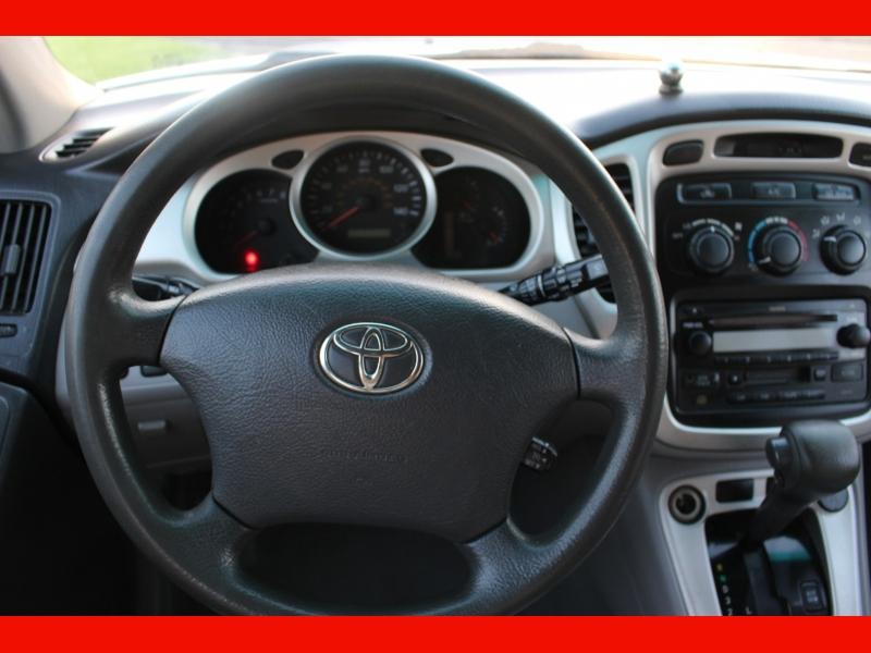 Toyota Highlander 2007 price $5,500