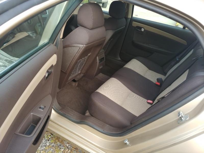 Chevrolet Malibu 2008 price $0