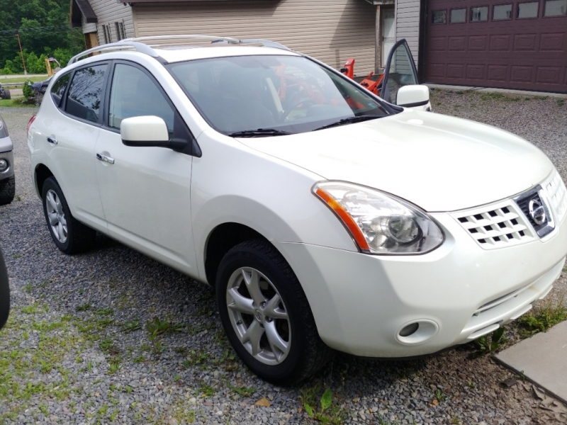 Nissan Rogue 2010 price $6,595